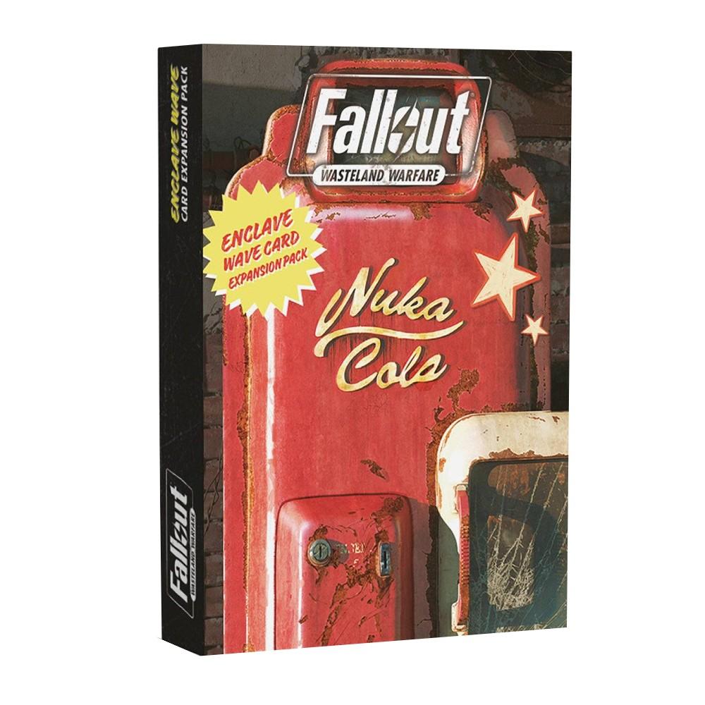 Fallout Wasteland Warfare Enclave Wave Card