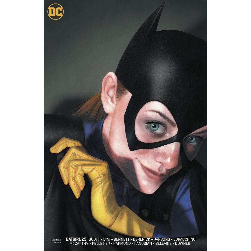 Batgirl (2018) 25 (Middleton Variant)