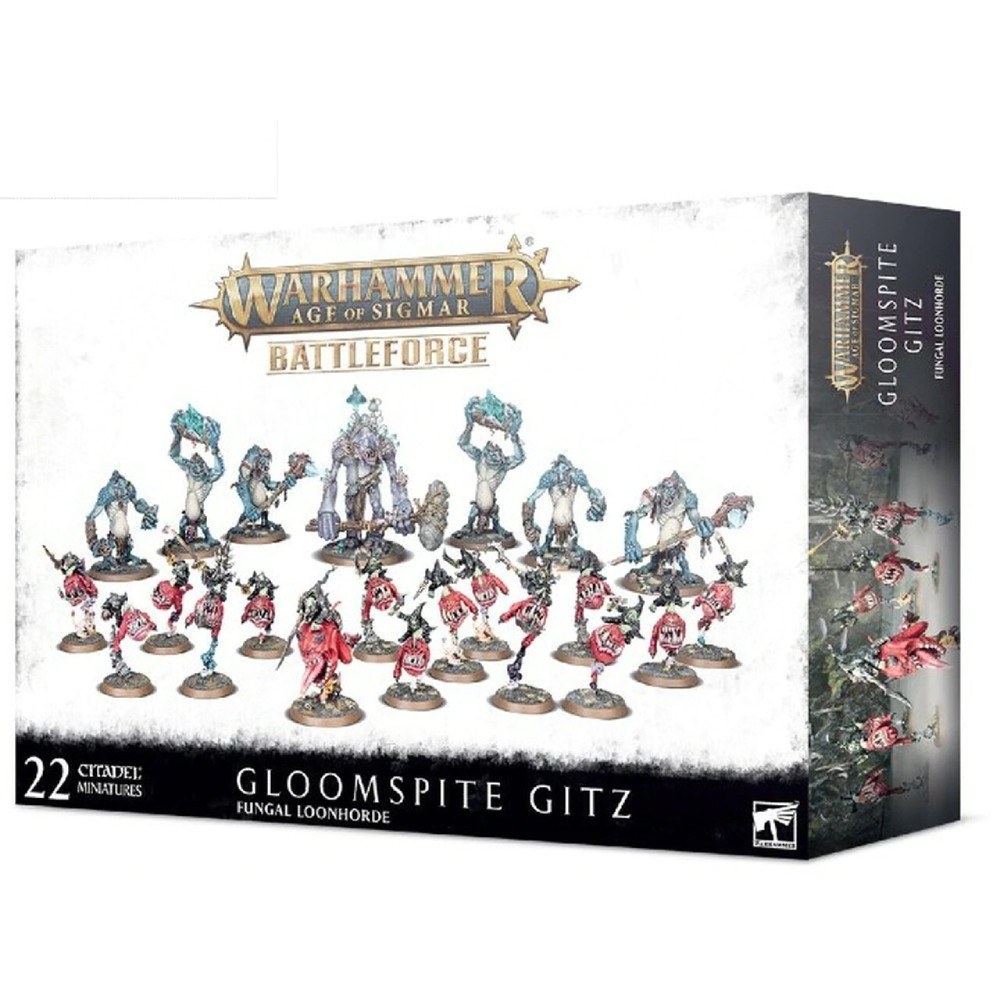 Age of Sigmar Gloomspite Gitz