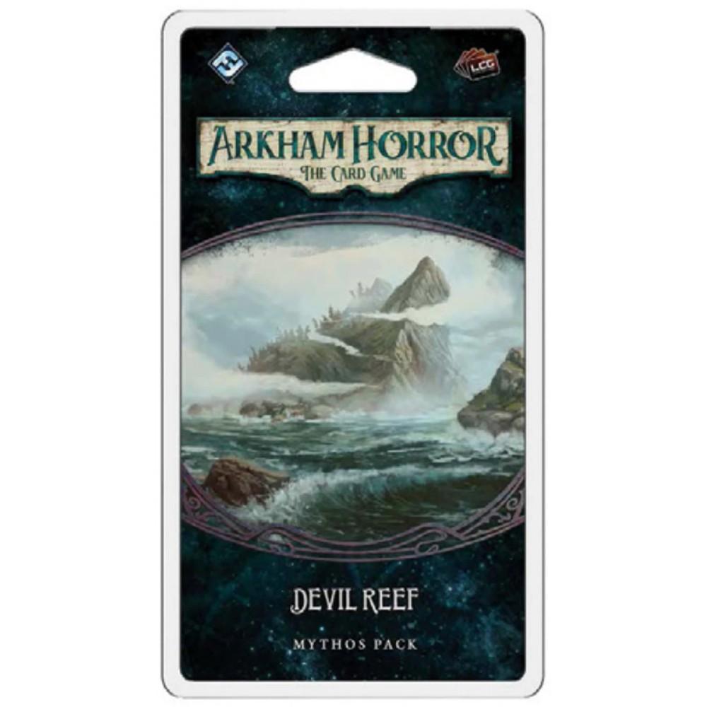 Arkham Horror The Card Game Devil Reef Mythos Pack