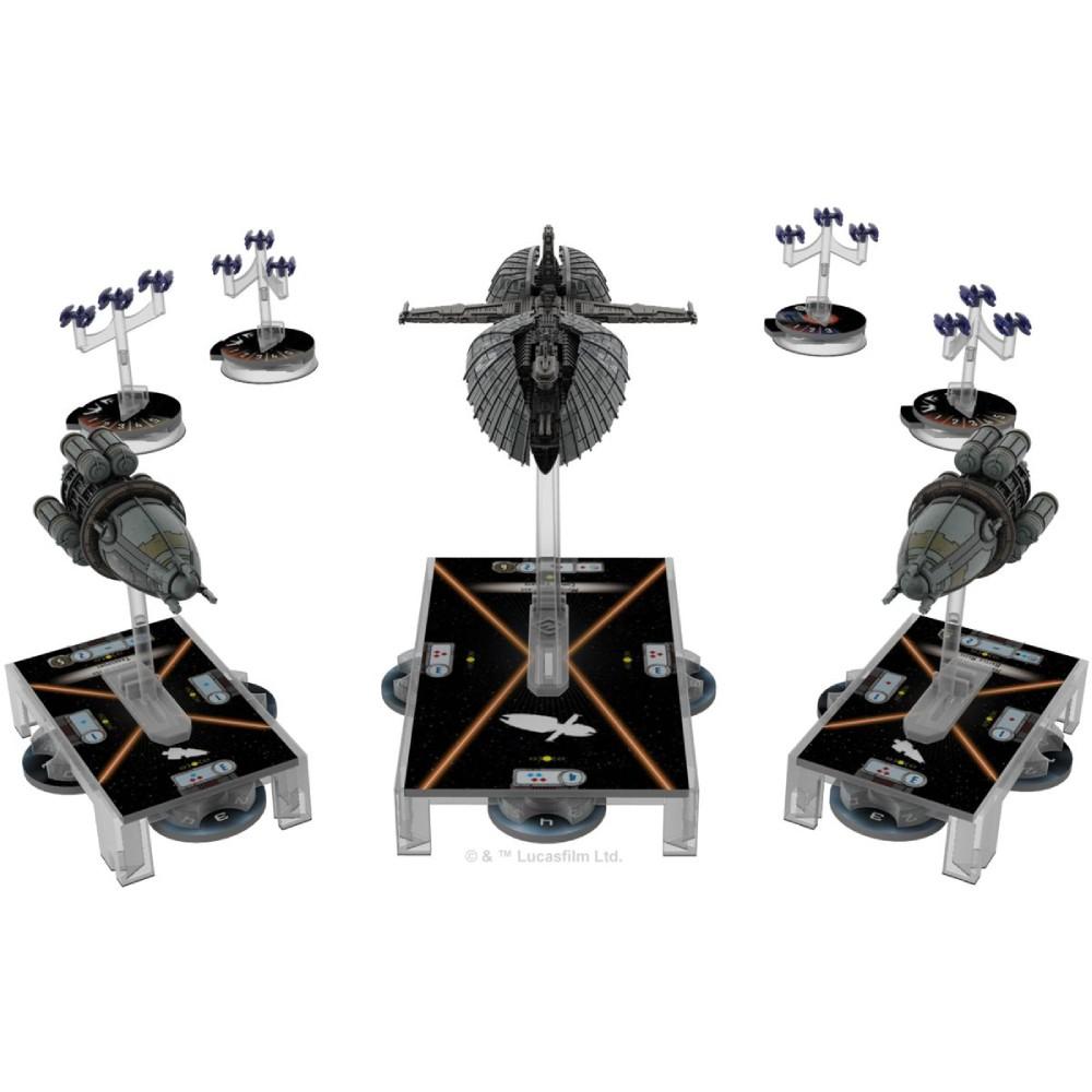 Star Wars Armada Separatist Alliance Fleet - 1