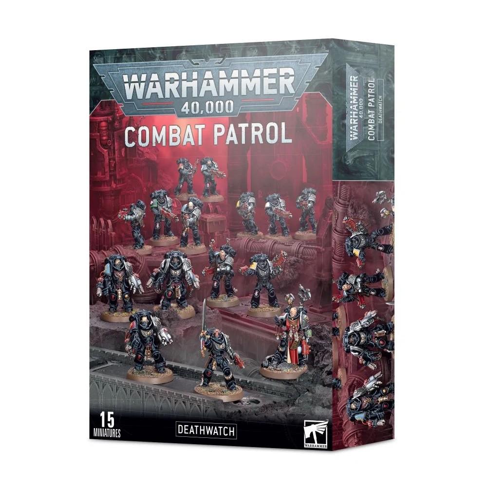 Warhammer 40.000 Combat Patrol - Deathwatch