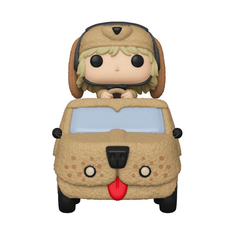 Figurina Funko Pop Dumb & Dumber Harry Dunne in Mutt Cutts Van