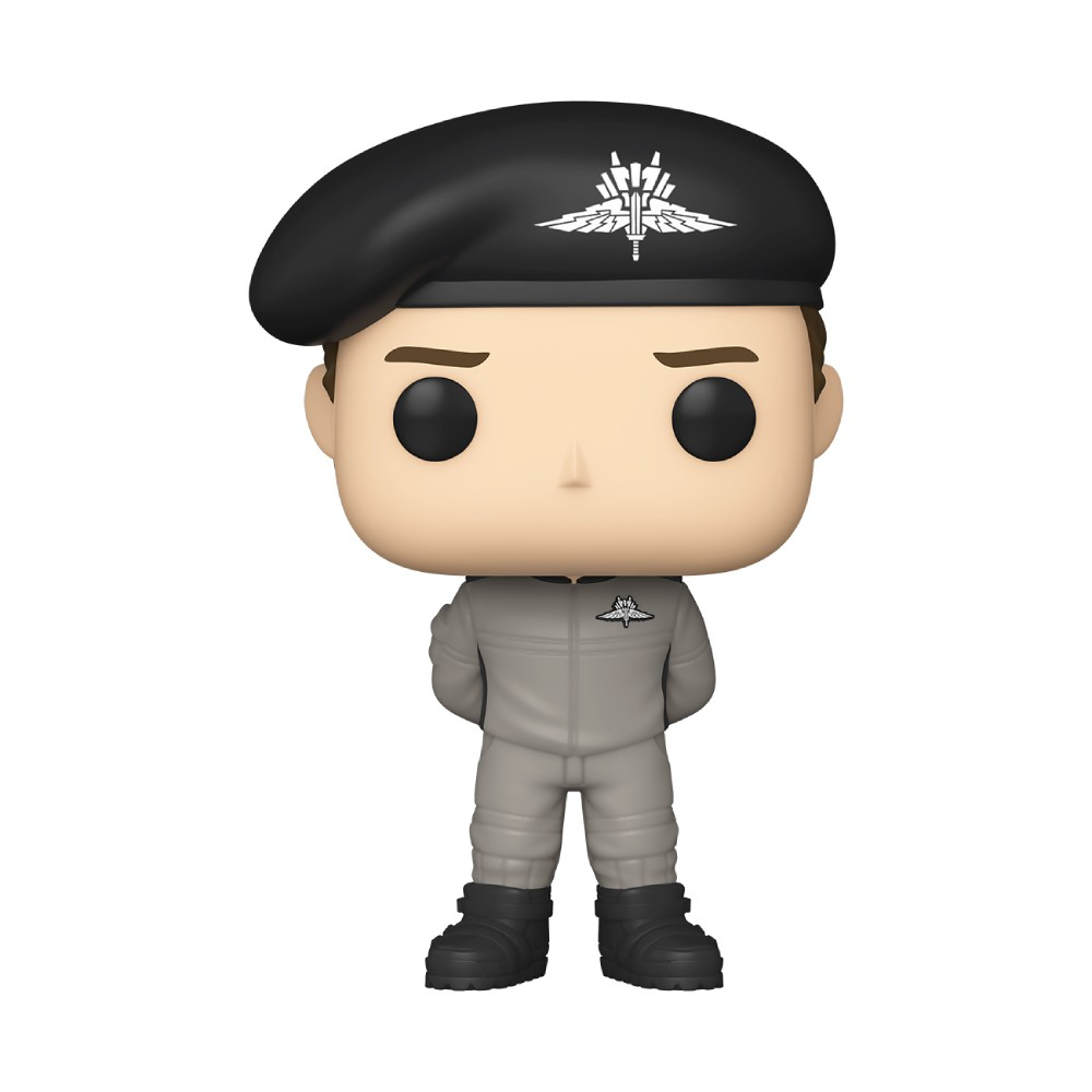 Figurina Funko Pop Starship Troopers Rico In Jumpsuit