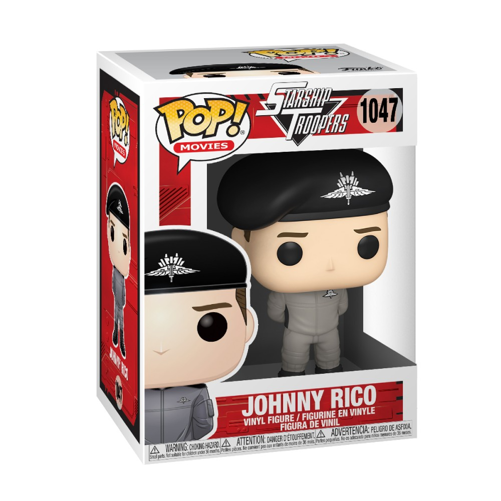 Figurina Funko Pop Starship Troopers Rico In Jumpsuit - 1