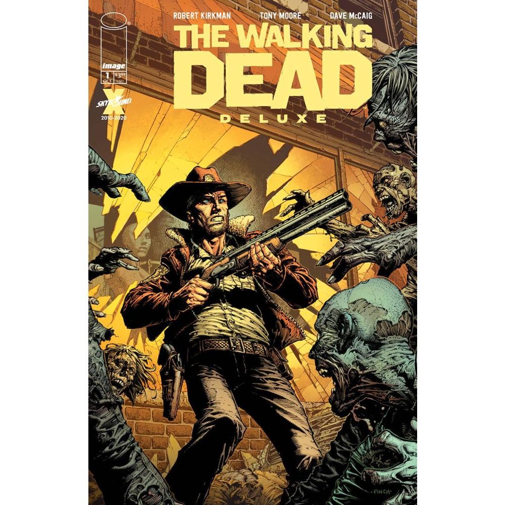 Walking Dead Deluxe 01 Coperta E