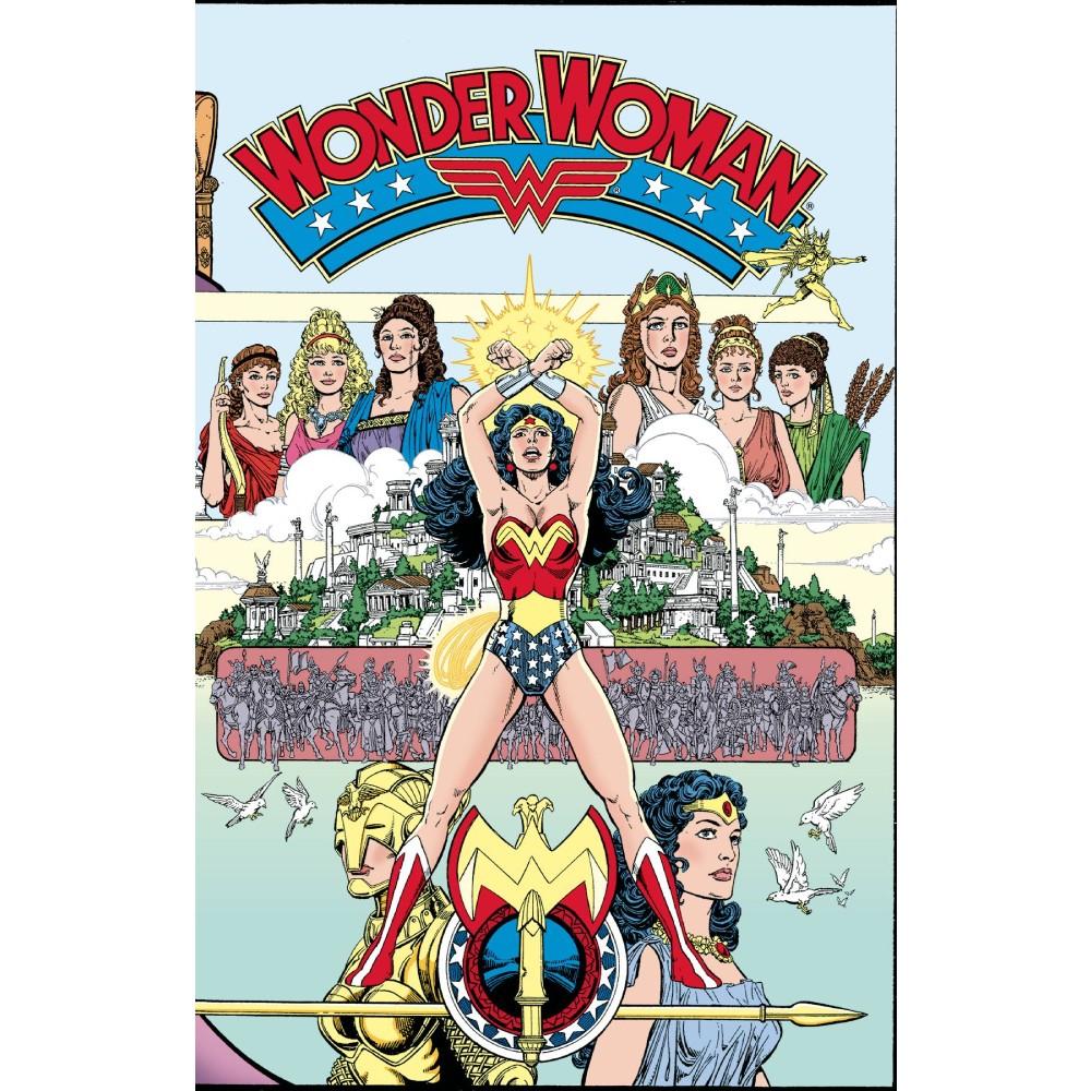 Wonder Woman 01 Facsimile Edition 1987