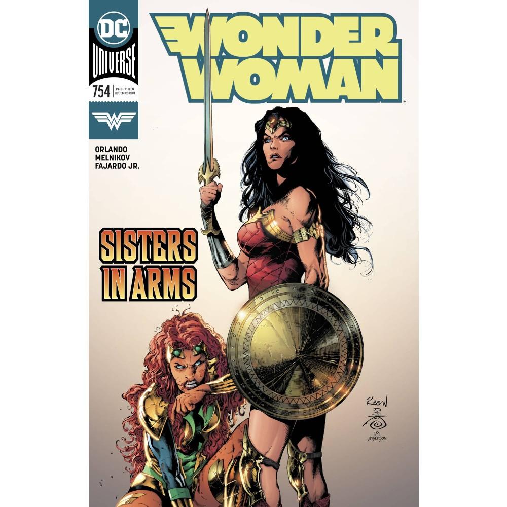Wonder Woman 754