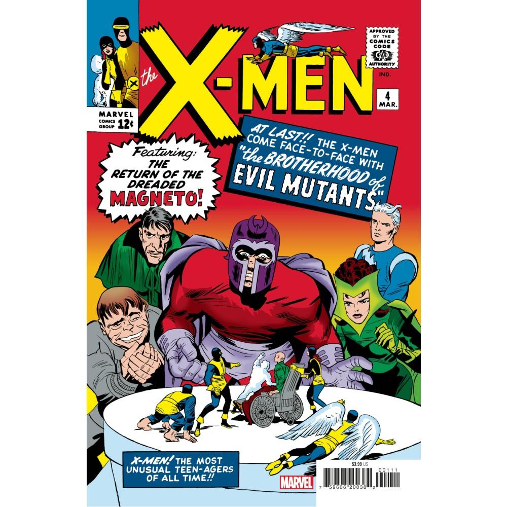 X-Men 04 Facsimile Edition