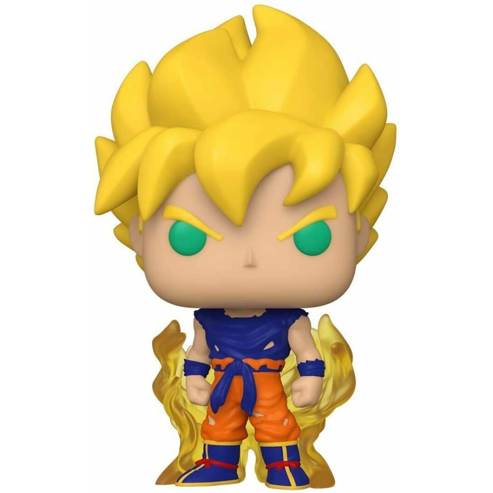 Figurina Funko Pop DBZ S8 SS Goku (First Appearance)