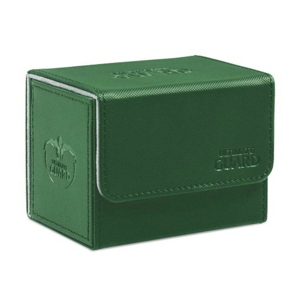Deck Box Ultimate Guard SideWinder 100+ Standard Size XenoSkin Verde