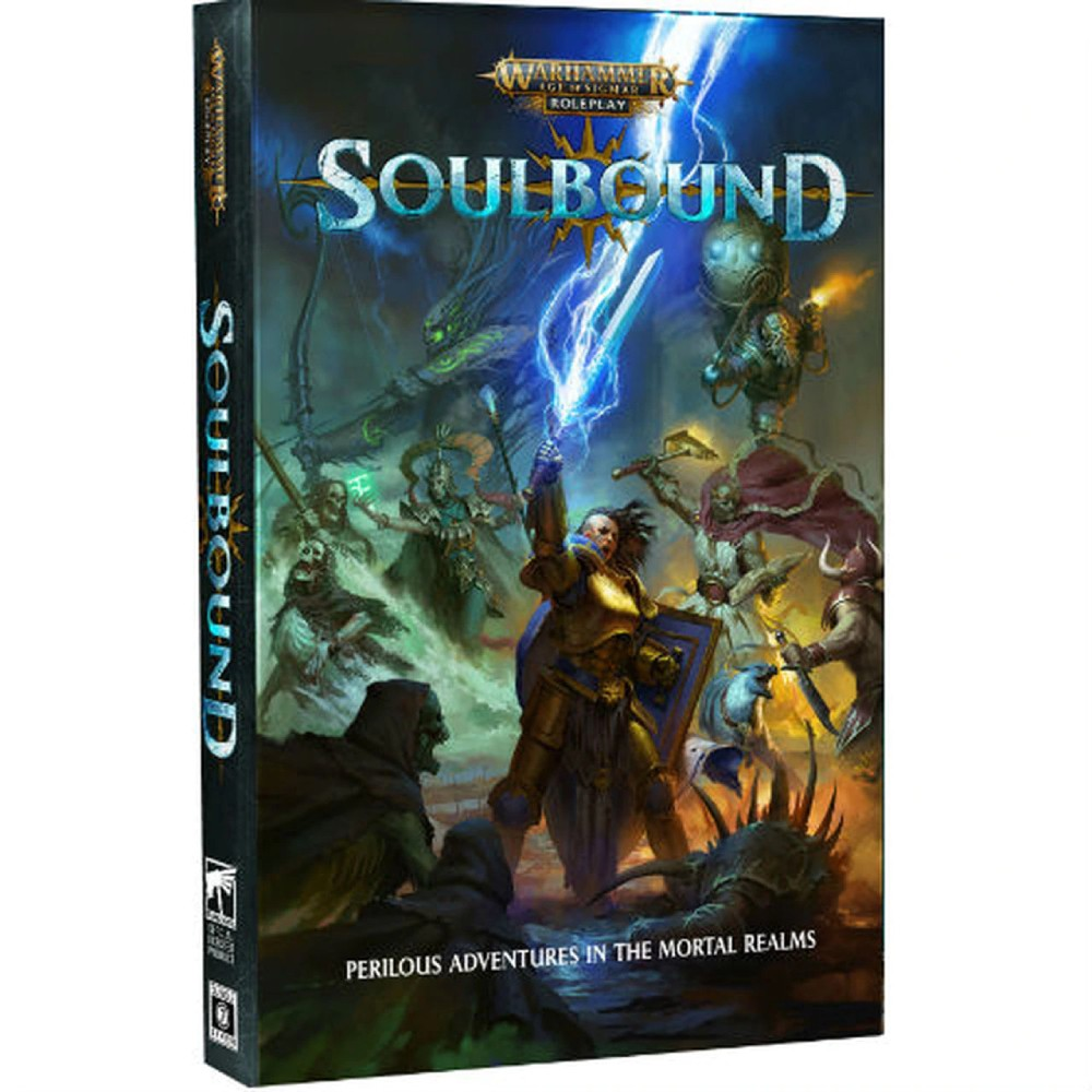 Warhammer Age of Sigmar Soulbound RPG