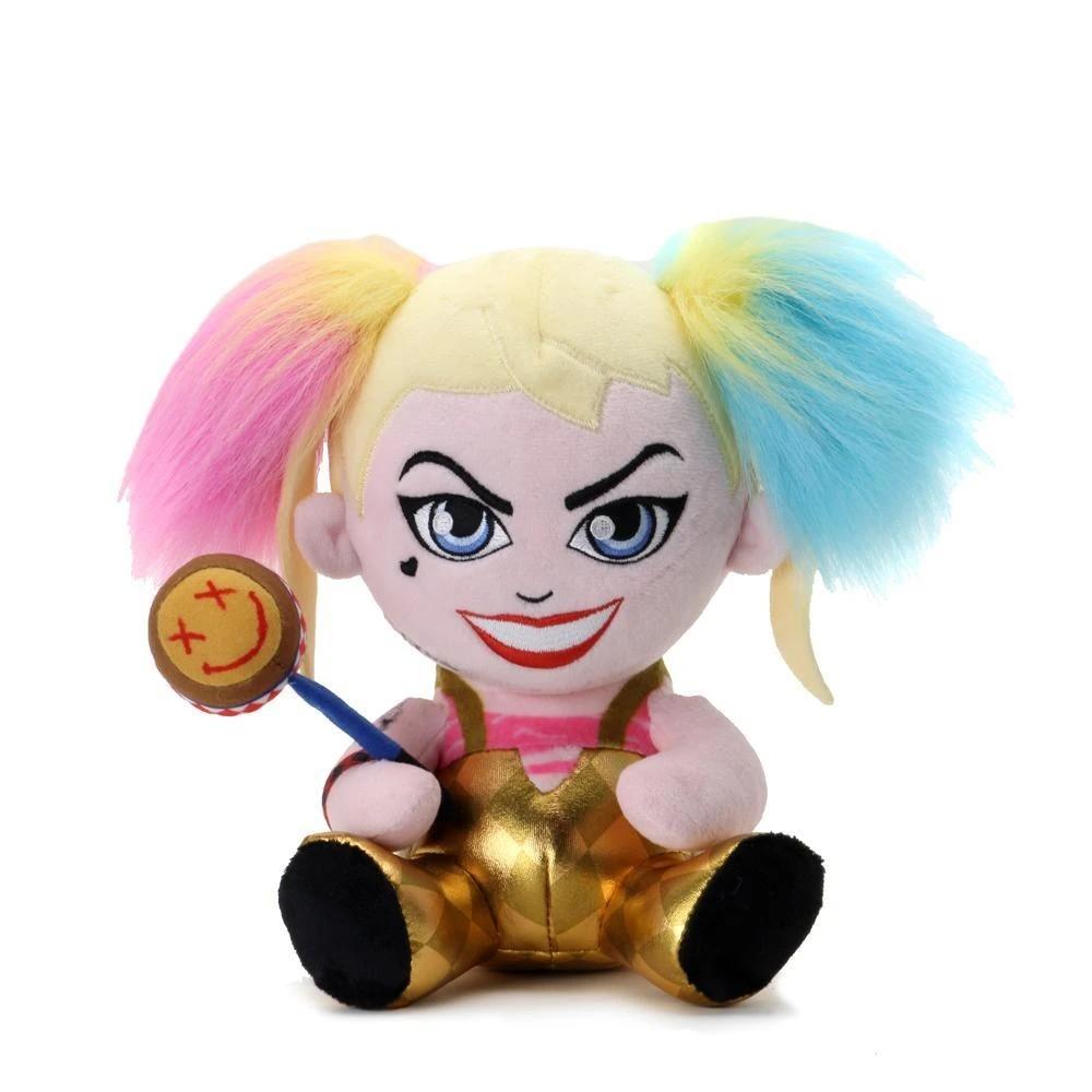 Figurina de Plus DC Phunny Plush Harley Quinn (Birds of Prey) 18 cm