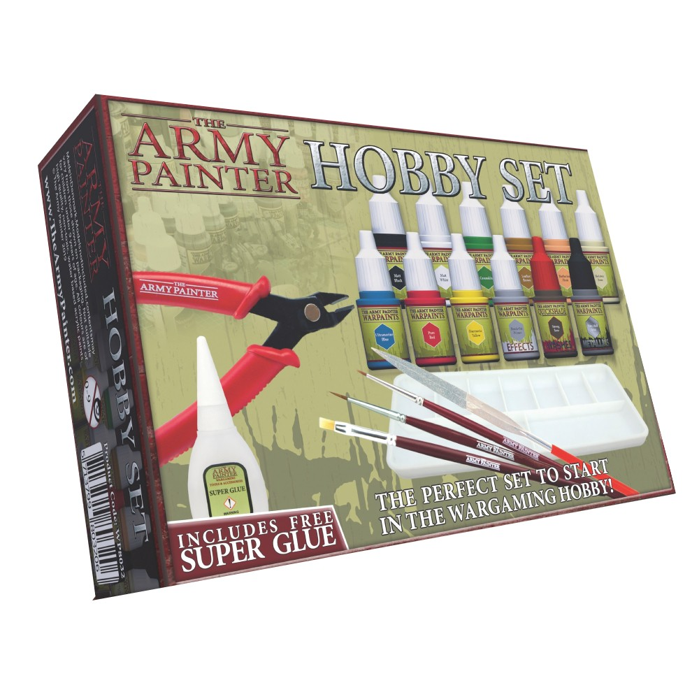 Set Hobby The Army Painter