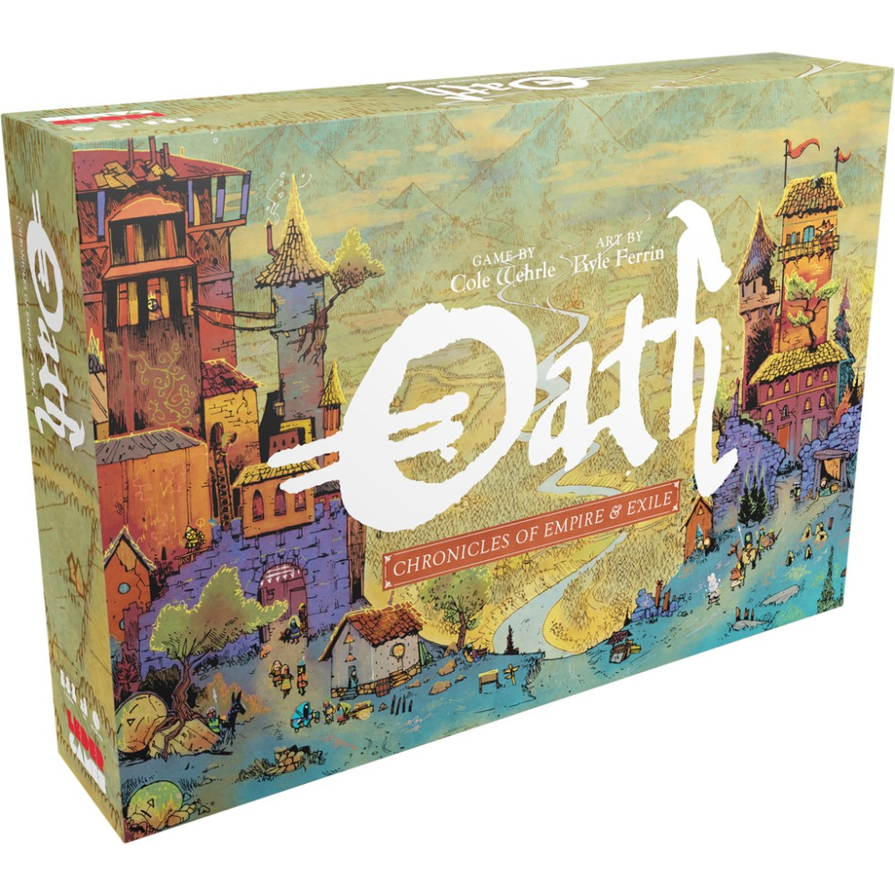 Oath - Chronicles of Empire and Exile