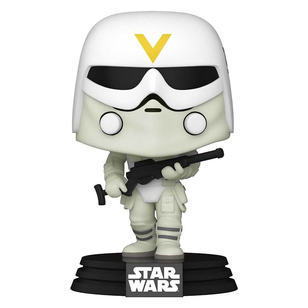 Figurina Funko Pop Star Wars Concept Series - Snowtrooper