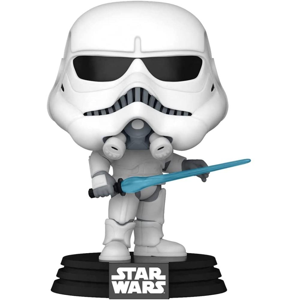 Figurina Funko Pop Star Wars Concept Series - Stormtrooper