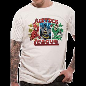 Tricou: Justice League - Trio