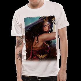 Tricou: Wonder Woman Movie - Poster