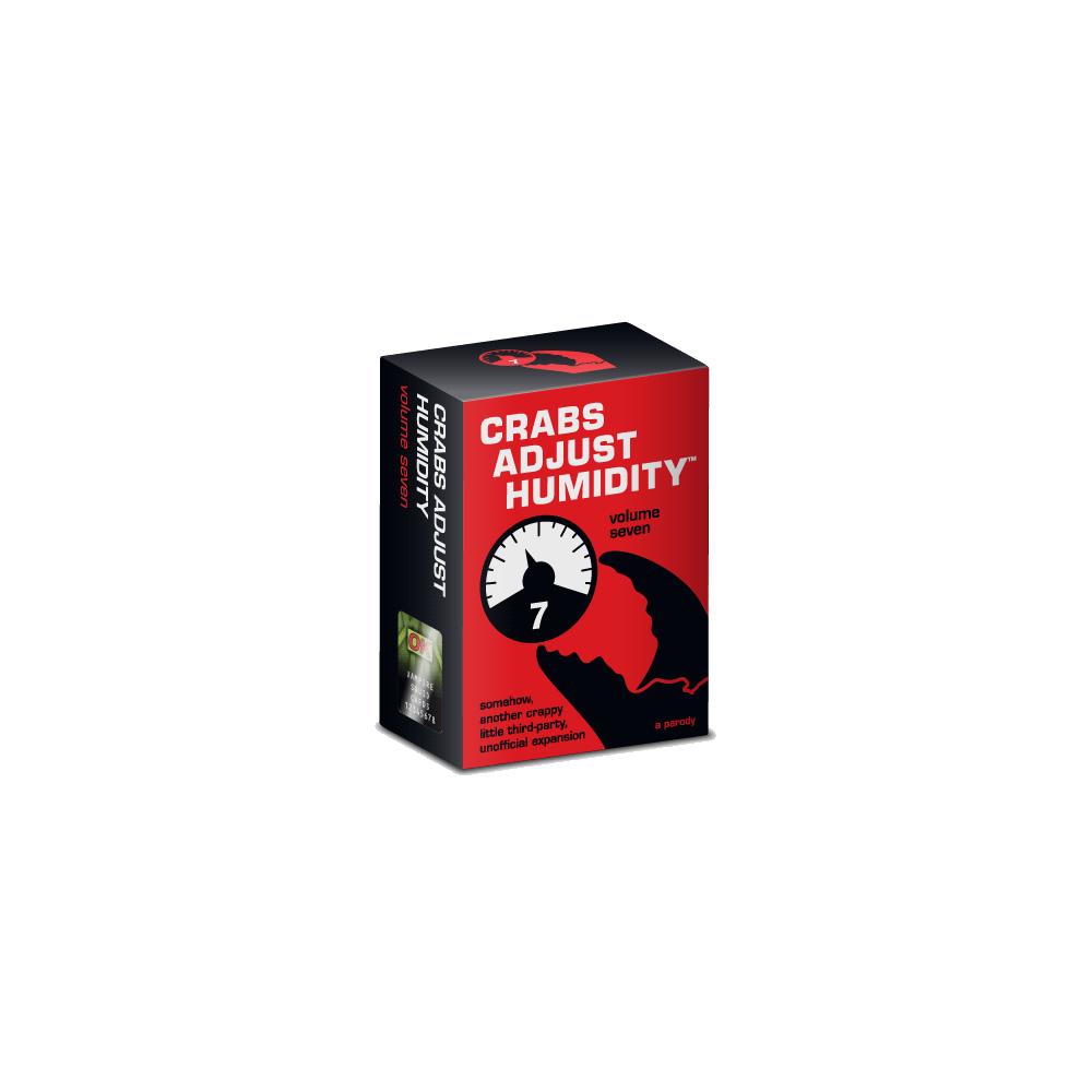 Crabs Adjust Humidity - Volume Seven