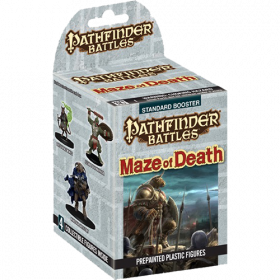 Pathfinder Battles: Maze of Death Booster