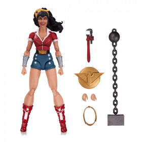 DC Bombshells Wonder Woman Action Figure