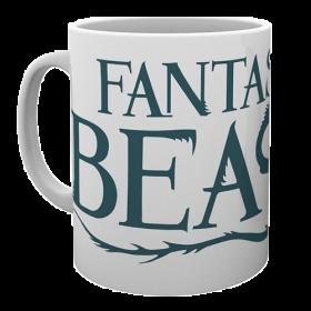 Fantastic Beasts: Logo Mug