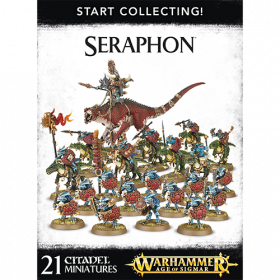 Warhammer: Start Collecting - Seraphon