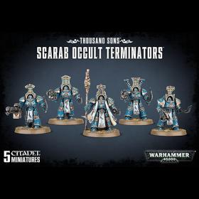 Warhammer: Thousand Sons - Occult Terminators