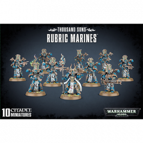 Warhammer: Thousand Sons - Rubric Marines