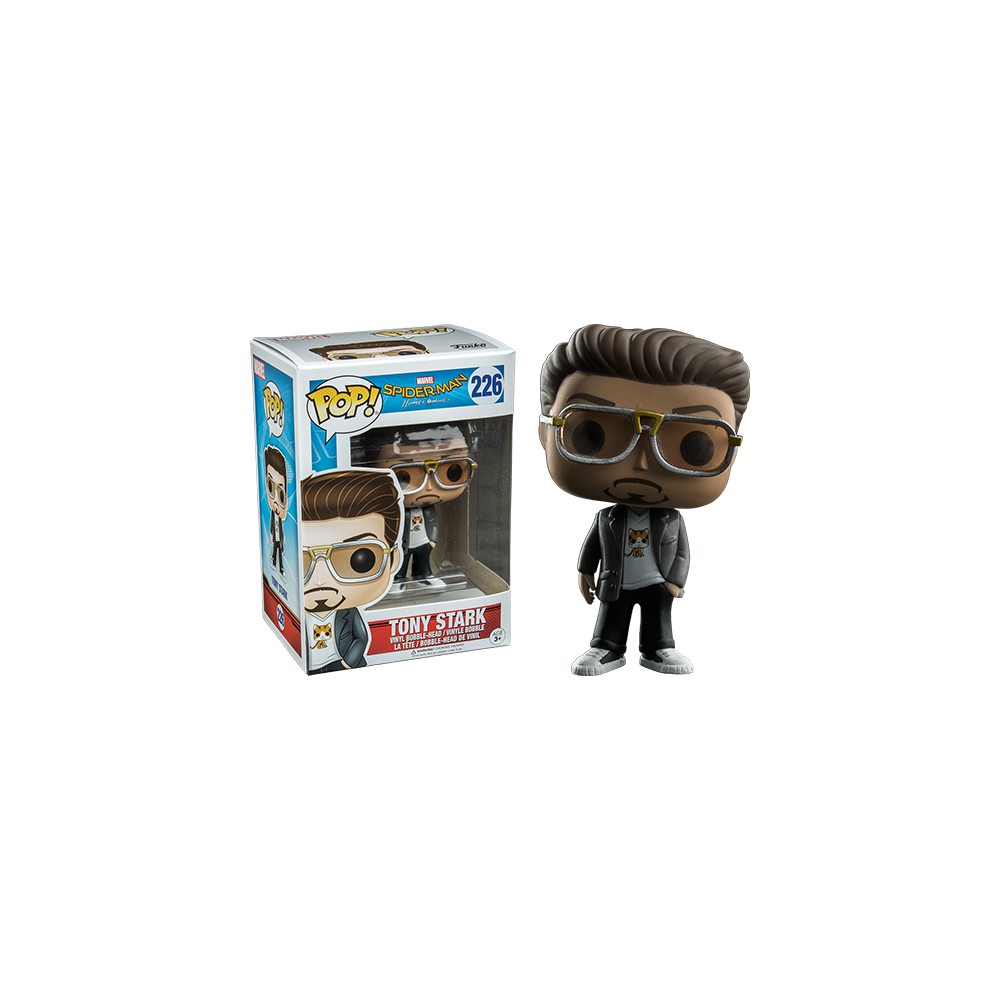Funko Pop: Spider-Man Homecoming - Tony Stark
