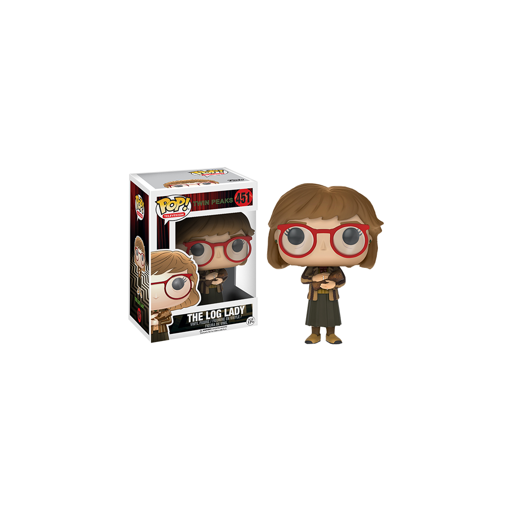 Funko Pop: Twin Peaks - The Log Lady