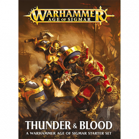 Warhammer - Age Of Sigmar: Thunder & Blood