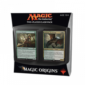 Magic: the Gathering - Origins: 2-Player Clash Pack