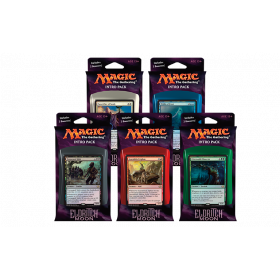 Magic: the Gathering - Shadows over Innistrad Intro Pack: Negru