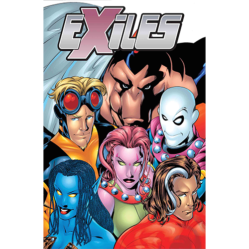 True Believers Wolverine Exiles 1