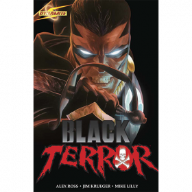 Project Superpowers Black Terror TP Vol 01