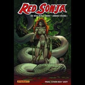 Red Sonja Omnibus TP Vol 01