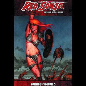 Red Sonja Omnibus TP Vol 03