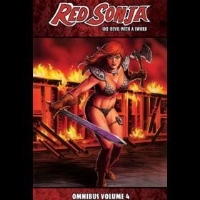 Red Sonja Omnibus TP Vol 04