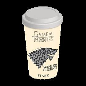 Game of Thrones Travel Mug Stark