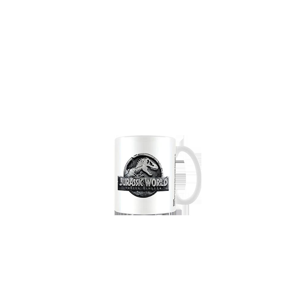 Jurassic World Fallen Kingdom Mug Logo