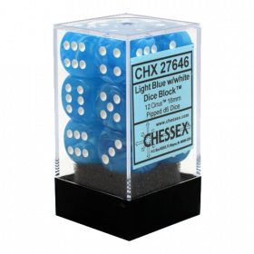 Set 12 Cirrus D6 Dice