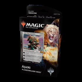 Magic: the Gathering - Core Set 2019 Planeswalker Deck - Ajani