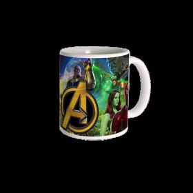 Avengers Infinity War Mug War