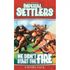 Imperial Settlers: We Didn't Start the Fire