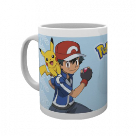 Pokemon Mug Ash