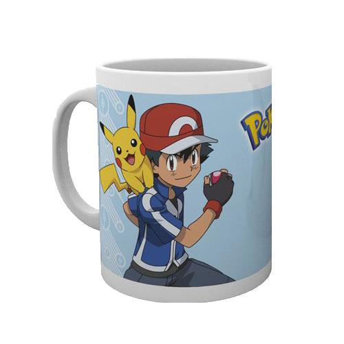 Cană Pokemon: Ash