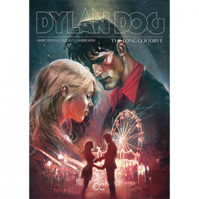 Dylan Dog The Long Goodbye Graphic Novel