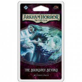 Arkham Horror: The Card Game - The Boundary Beyond Mythos Pack